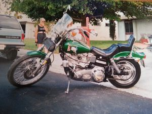 Harley-Davidson FXWG Wideglide for Sale in Davenport, IA