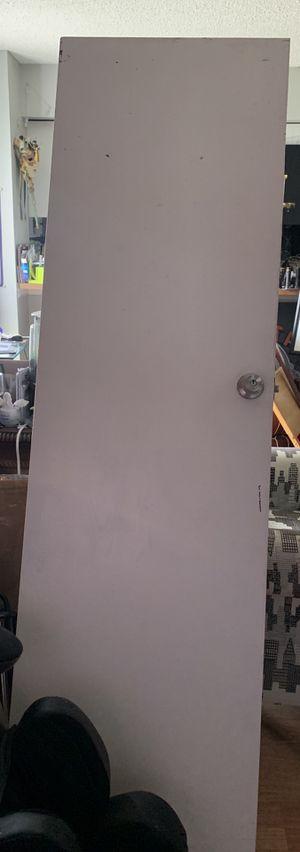 Good Used Door - $30 for Sale in Denver, CO