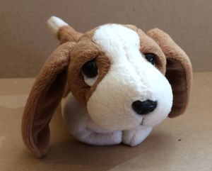 "Used, TY Brand ""Tracker The Basset Hound"" Plush Beanie Baby for Sale for sale  Fairfield, CA"