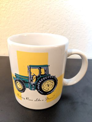 John Deere Coffee Mug Tractor Farmer for Sale in Colorado Springs, CO