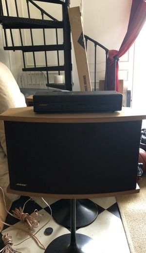 Bose eq series 6 mint condition speakers for Sale in Burbank, CA