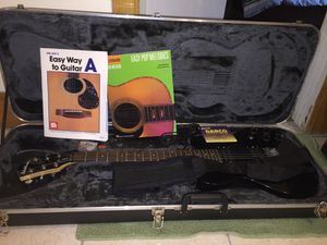 favorite this post Washburn Parallaxe Electric Guitar for Sale in Boston, MA