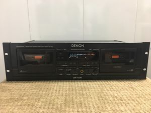 Denon DN-770R HX-PRO Cassette Tape Deck Parts unit rack mount for Sale in Portland, OR