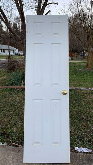 80x24 inch door for Sale in Alexandria, VA