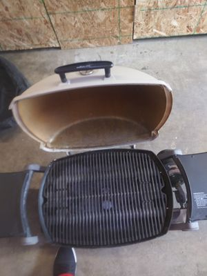 Weber w 2200 one burner grill for Sale in Mount Vernon, WA