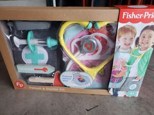 Fisher Price Patient & Doctor Kit for Sale in Chino Hills, CA