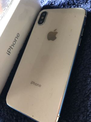 IPHONE X 256 gb clone for Sale in Allentown, PA