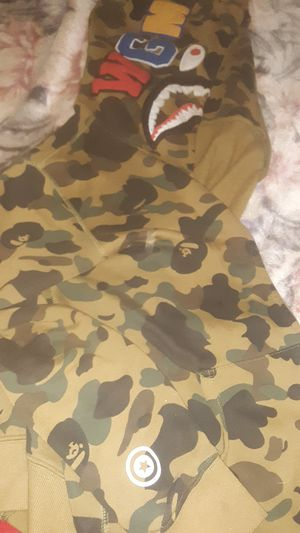 Bape jacket for Sale in Mulberry, FL