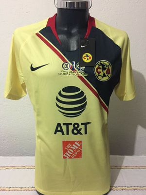 Jerseys Club América Home 2018/19 CONMEMORATIVA FINAL APERTURA 2018 vs C.AZUL Unisex Size M ,XL for Sale in Phoenix, AZ