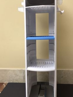Wii Organizing Tower White for Sale in Miami,  FL
