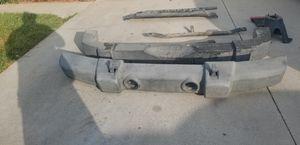 Jeep Wrangler Parts bumpers Rear wheel base for Sale in Riverside, CA