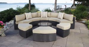 Outdoor all weather wicker patio furniture for Sale in Palm Springs, FL