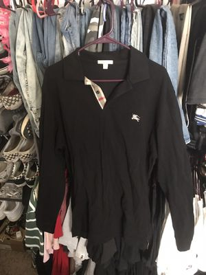Burberry Brit polo long sleeve for Sale in San Diego, CA