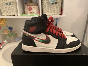 Air Jordan sport illustrated 1s size 10.5 for Sale in Houston, TX