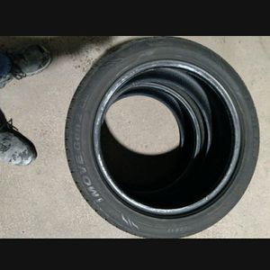 2 Tires Ironman 205/50/zr17 for Sale in Herndon, VA
