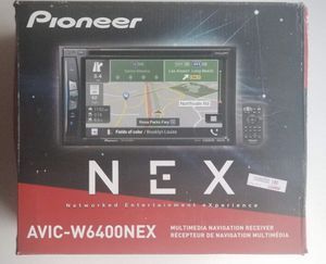 pioneer AVIC-W6400NEX multimedia navigation receiver for Sale in Rossmoor, CA