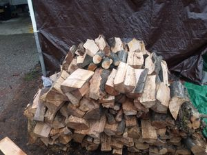 Half Cords and Full cords of Madrona Wood for sale for Sale in Edgewood, WA