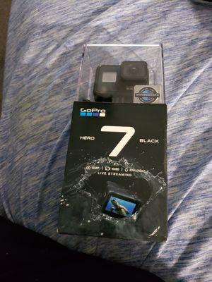 GoPro Hero 7 Black $375 OBO for Sale in S CHESTERFLD, VA