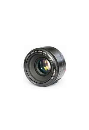 (W22) YONGNUO YN50mm F1.8 Standard Prime Lens Large Aperture Auto Focus Lens for Canon EF Mount Rebel DSLR Camera for Sale in Hacienda Heights, CA