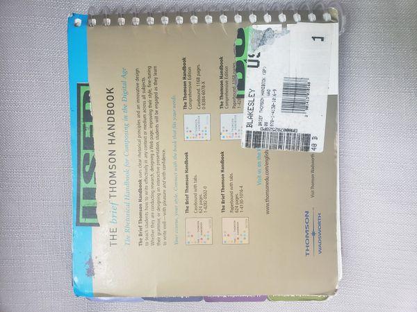 The Brief Thomson Handbook