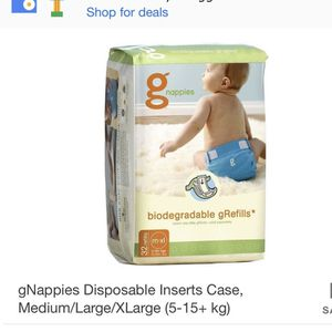 Gdiapers Disposable Inserts for Sale in Lake Hughes, CA