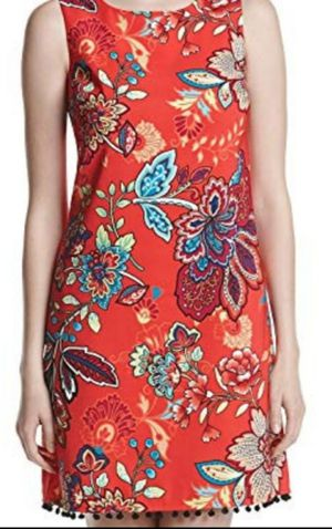 AGB Floral Shift Sleeves dress size 12 PD$66 for Sale in Virginia Beach, VA
