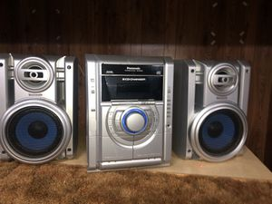Panasonic CD stereo for Sale in Aurora, CO