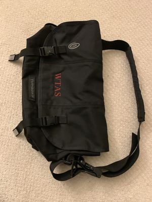 Timbuk2 messenger bag (you can cover logo with pins) for Sale in Rosemead, CA