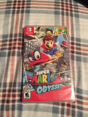 Super Mario Odyssey (Nintendo Switch) for Sale in Renton, WA
