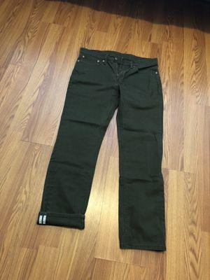 Levi's olive green pants for Sale in Philadelphia, PA