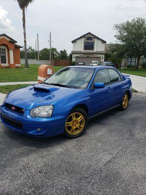 2004 Subaru WRX for Sale in Alafaya, FL