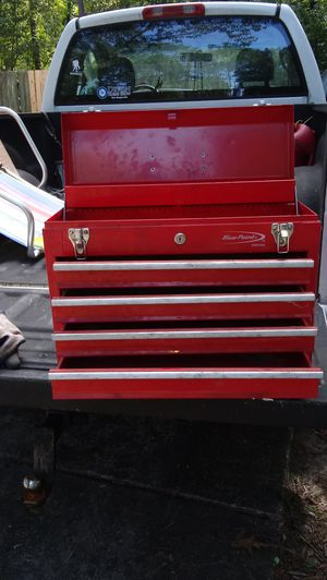 Blue point Tool box for Sale in Medford Lakes, NJ