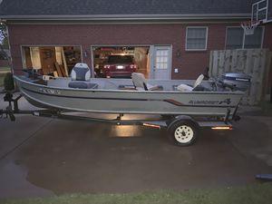 1987 Alumacraft boat for Sale in Smyrna, TN