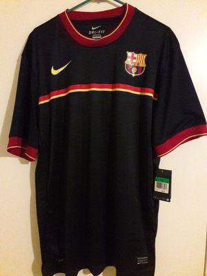 FC Barcelona trainer jersey/Nike for Sale in Seattle, WA