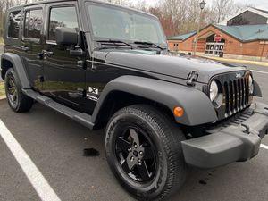 Jeep Wrangler 2010 4x4 for Sale in Alexandria, VA