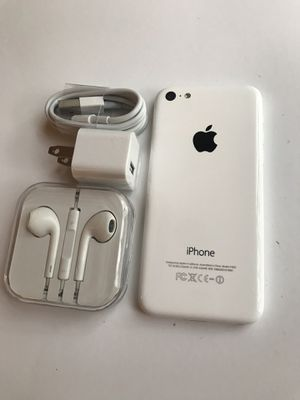 Unlocked iPhone 5c, 16gb,excellent condition for Sale in Falls Church, VA