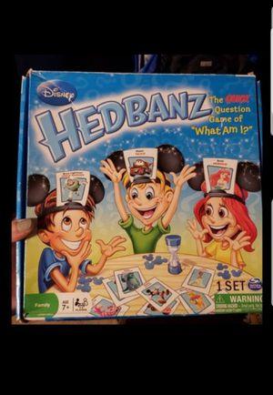 Hedbanz disney edition for Sale in Federal Way, WA