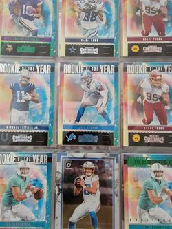 20 Optic Football/Topps Baseball/contenders Football/NBA Hoops/sportsking for Sale in Marysville,  WA
