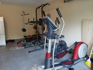 All gym equipment in picture must go! for Sale in Acworth, GA
