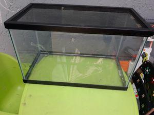Reptile glass tank for Sale in San Jose, CA