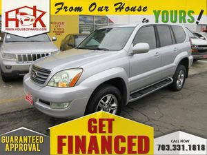 2008 Lexus GX 470 for Sale in Manassas, VA