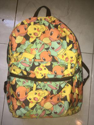 Pokemon backpack/schoolbag for Sale in Porter, TX