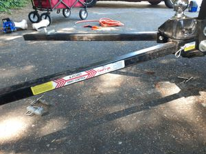 Torque central 4 point anti sway and receiver for Sale in Burien, WA