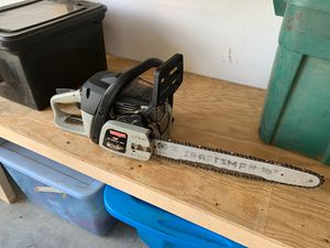 Craftsman Chainsaw for Sale in Richlands, NC