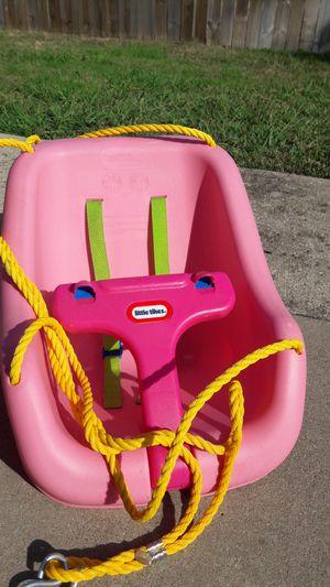 Little Tikes baby swing for Sale in Cedar Park, TX