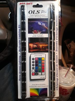 Home multi color lighting kit for Sale in Citrus Heights, CA