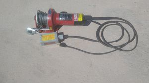 Elec. Winch (Dayton) for Sale in Las Vegas, NV