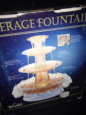 Fountain new in box only 30 Firm for Sale in Severn, MD