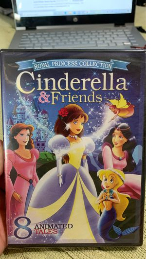 Cinderella and Friends DVD for Sale in Queens, NY
