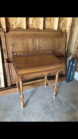 Antique Maple Writers Desk for Sale in Finksburg, MD